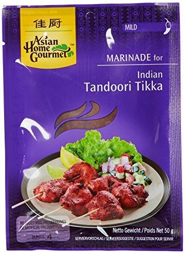 AHG Pâte d'Épice Tandoori Tikka 50 g - Lot de 6
