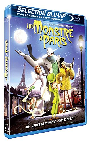 RAY - UN MONSTRE A PARIS - BLU