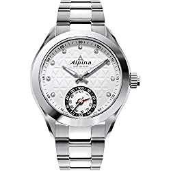 Alpina Geneve Horological Smartwatch AL-285STD3C6B Reloj de Pulsera para mujeres null