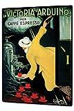 LEotiE SINCE 2004 Blechschild XXL Kaffee Espresso