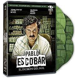 Pablo Escobar. El Patrón Del Mal - Temporada 2 [DVD]