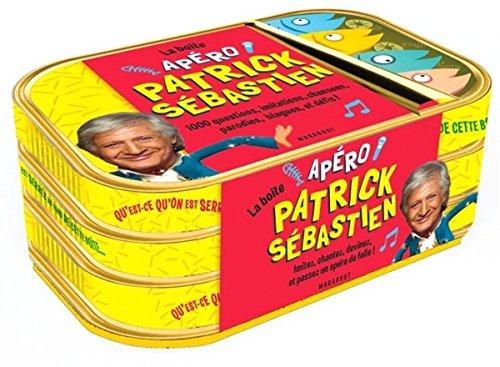 La boîte Apéro Patrick Sébastien