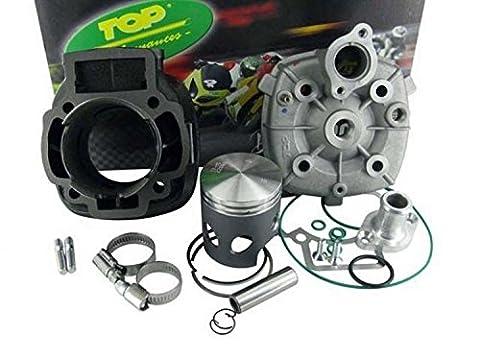 9931270Groupe Thermique Top Trophy 70cc D.48piaggio nRG mC2502T lC 1998- SP.12Fonte Black