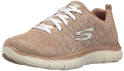Skechers Flex Appeal 2.0 Zapatillas Deportivas de Alta energía para Mujer 0640831bf6e