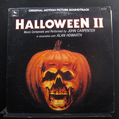 Halloween II (Original Motion Picture Soundtrack) [Vinyl LP]