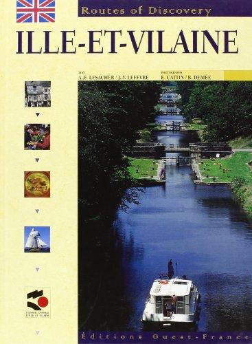 Ille-et-Vilaine (anglais) par Alain-F. Lesacher