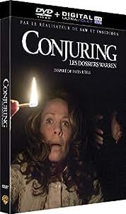 Conjuring : les dossiers Warren [DVD + Copie digitale]