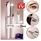 MaxelNova Women's Painless Facial Hair/Eyebrows Remover Electric Trimmer Razor Shaver