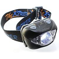 Linterna Frontal LED Pathbrite - Ideal para Actividades al Aire Libre / al Interior. Sensor de Movimiento Infrarrojo para Prender y Apagar Con Movimiento de ...