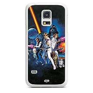 DeinDesign Samsung Galaxy S5 mini Hülle Case Handyhülle Star Wars Merchandise Fanartikel Episode Iv