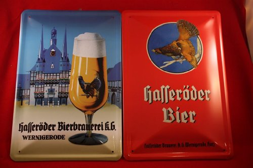 2-hasserder-beer-sheet-metal-sign-20-x-30-cm-high-in-wernigerode-auerhahn