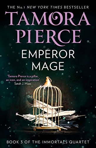 Emperor Mage (The Immortals, Book 3) (English Edition)