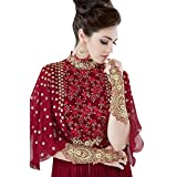 Rakhi Festival Bollywood Party Wear Dress Ethnic Bridal Heavy Designer Women Indian Anarkali Salwar Kameez suit 317
