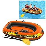 Intex 58357NP - Barca hinchable Explorer Pro 200 con remos e...