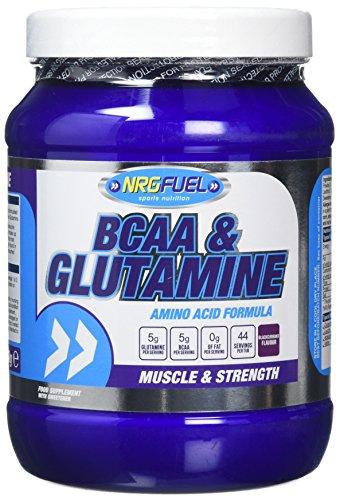 NRG Fuel Blackcurrant BCAA/Glutamine Supplement