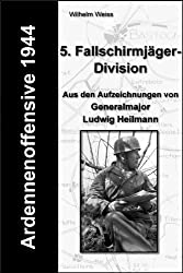 Ardennenoffensive 1944 - 5. Fallschirmjäger-Division