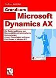 Grundkurs Microsoft Dynamics AX