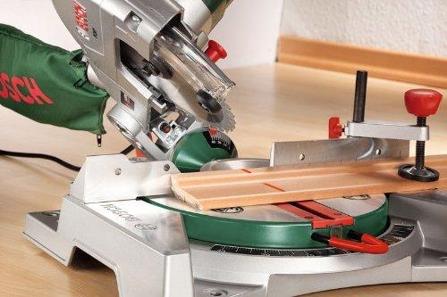 Bosch PCM 7 HomeSeries Kapp- und Gehrungssäge (1.100 W) - 3