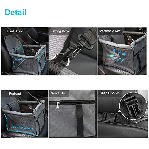 Zoom IMG-2 zellar seggiolino auto per cani