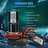 KOYOSO 1000A Démarreur de Voiture, Booster Batterie de Voiture (pour Moteur Essence 8,0L, Diesel 6,0L), Urgence Jump Starter pour Les Voitures et Moto 12V, Chargeur Portable 18000mAh