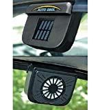 #10: Abtrix Auto Cool Ventilation Car Fan with Solar Powered Exhaust System