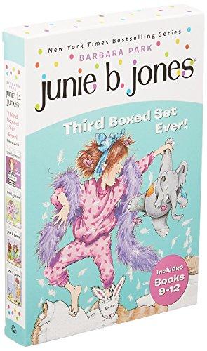 Junie B. Jones's Third Boxed Set Ever!