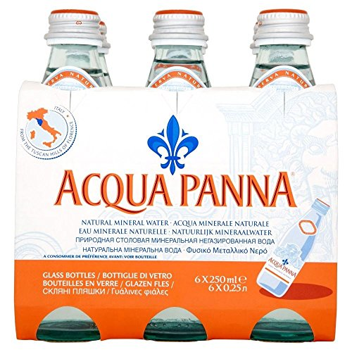 1f28dbd46ac Acqua Panna Still Natural Mineral Water (6x250ml) - Pack of 2