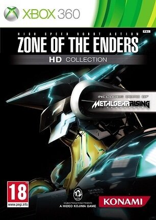 X360 Zone of the Enders HD Collection (inkl. Metal Gear Rising: Revengeance Demo) (PEGI) (Enders 360 Zone)