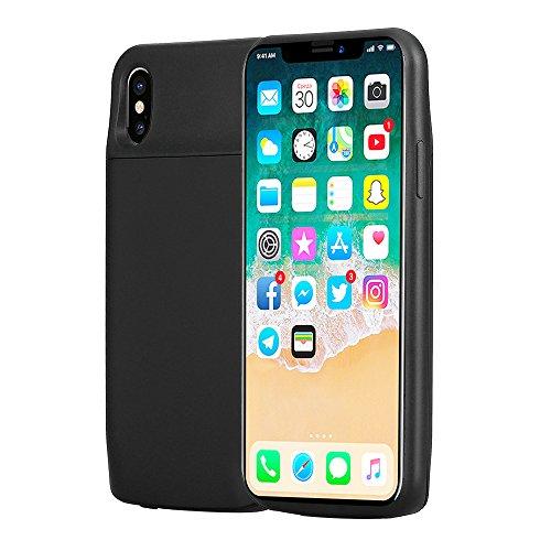 coque batterie iphone x 6000 mah