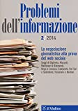 Problemi dell'informazione (2014)