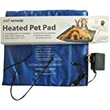 Pet Remedy Heated Pet Pad Whelping Box Mat Puppy Kittens Elderly Welping Kits