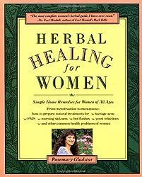 HERBAL HEALING FOR WOMENBYGladstar, Rosemary[Paperback] on Nov-1993