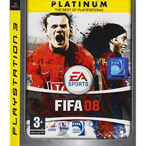 Fifa 08 Platinum (PS3) [Importación inglesa]