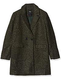 ONLY Damen Onlally Boucle Wool Coat Cc OTW Mantel