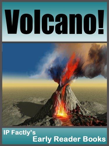 Descargar Epub Volcano!  - Earth Books for Kids (Earth Early Reader Book 2)