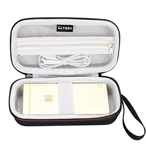 LTGEM EVA Étui Rigide Sac de Rangement de Voyage pour Kodak PM-210 Imprimante Photo