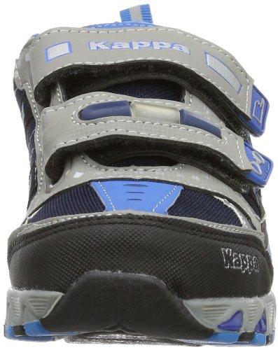 Azul Polícia Kappa Sapatilhas Unisex Cinzentas Das 1660 Crianças Cinza 8qqZdwFO