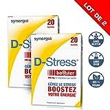 D-Stress Booster  Magnesio altamente asimilado, taurina, vitaminas B  Origen Francia  Set de 2