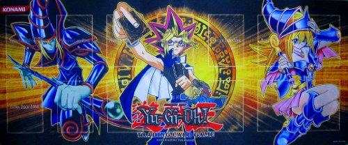 yu-gi-oh-play-mat-english-gld4-limited-black-magician-amp-muto-game-amp-black-magician-girl
