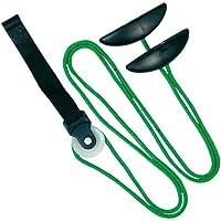 Trainingsgerät Schulter Seilzug Set, grün/schwarz, 30276