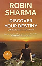 Discover Your Destiny : With The Monk who Sold his Ferrari price comparison at Flipkart, Amazon, Crossword, Uread, Bookadda, Landmark, Homeshop18