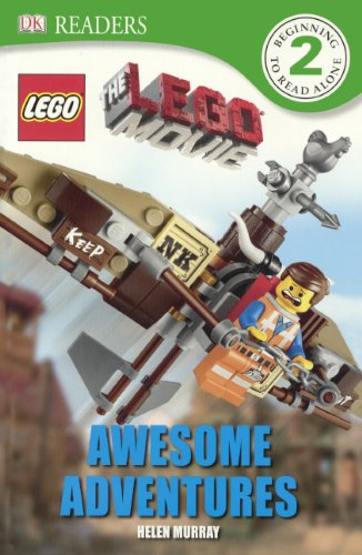 The Lego Movie: Awesome Adventures (Dk Readers, Level 2)