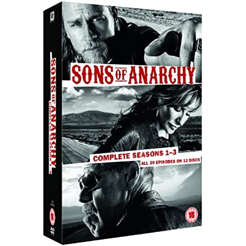 Sons of Anarchy-Seasons 1-3
