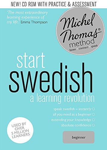 Start Swedish (Learn Swedish with the Michel Thomas Method) por Roger Nyborg