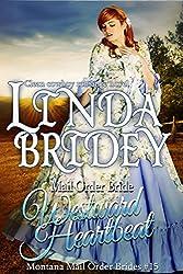 Mail Order Bride - Westward Heartbeat: A Historical Cowboy Romance Novel (Montana Mail Order Brides Book 15)