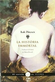 La història immortal par Isak Dinesen