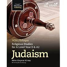 WJEC/Eduqas Religious Studies for A Level Year 2/A2: Judaism