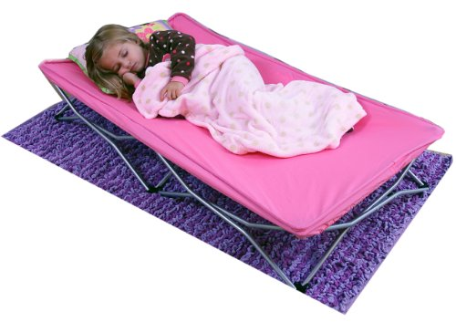 regalo-my-cot-portable-toddler-bed-pink