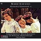 Schumann : Quatuor avec piano Op. 47 - Quintette avec piano Op. 44