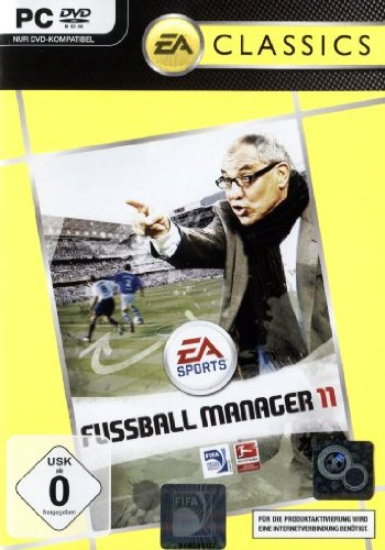 Fussball Manager 11 [Software Pyramide]